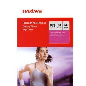 Hartwii  13×18 240 gr Ultra premium parlak fotoğraf kağıdı