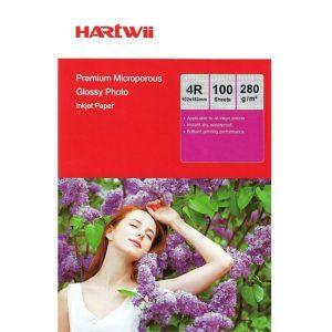Hartwii Ultra Premium Glossy Fotoğraf Kağıdı  10×15  280 gr