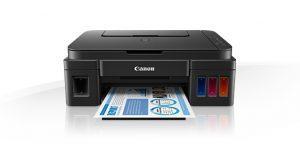 Canon Pixma G3400 Çok Fonksiyonlu Mürekkep Püskürtmeli Renkli Yazıcı