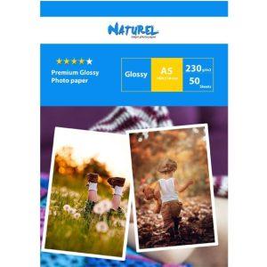 Naturel Advanced Parlak Fotoğraf Kağıdı  15×21 230 gr