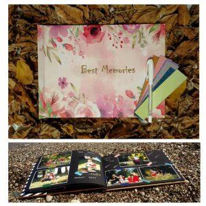 Anı Kitabı – Anı Defteri – Fotoğraf Albümü – Model 14